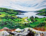 Lake Windermere by LauraHolArt