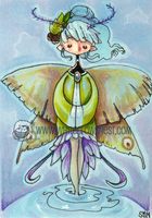 Moth Fairy numero Dos! by shidonii
