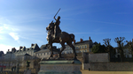 Statue Jeanne d'Arc #1 by Eteend