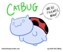 Catbug by Thinkbolt