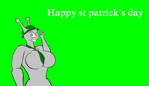 E.T's Happy st patrick's day by chaoman25