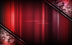Fell in Love Without You... by MutantDesigns