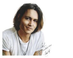Johnny Depp by KseniaHarlequin