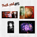 Pack PSD #5 by Kouhen