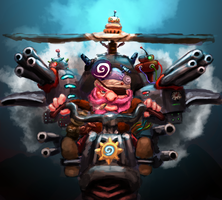 Gnomish Master of Choppers by Silferath