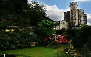 Windsor Castle by Stone100