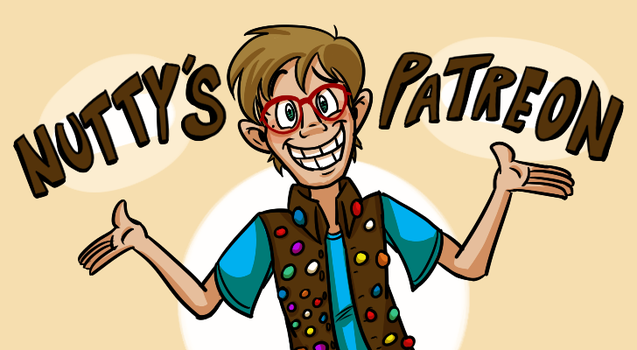 Support Nutty on Patreon! by Nintendo-Nut1