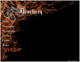 Website design for Drachein by Nelhemyah