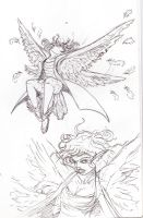 harpy by candycotten