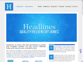 Headlines Layout Preview by nonose12