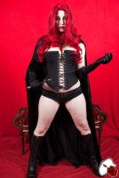 Jean Grey - The Black Queen 1 by deimosmasque