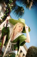 Yunan - the sun is burning me by KashinoRei