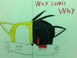 tails/tails.exe first victim by sonicfan1143