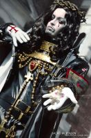 Trinity Blood: Sacred by Eternal-Jesus