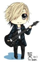 The GazettE: Aoi by Akashicchan