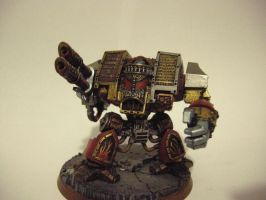 Venerable  Dreadnought by Mandulis