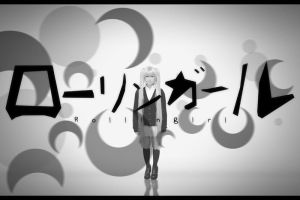 VOCALOID2-Rolling girl. by Sakina666