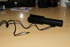 Stereo Video Microphone by Seth890603