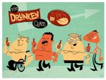 Clambake Family Guy by Montygog