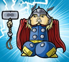 Thor Dick by Rennis05