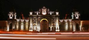 The Dolmabahce Palace by An-al