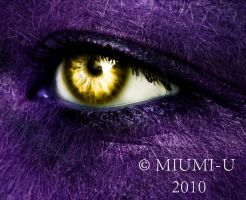 Gold and purple by Miumi-U