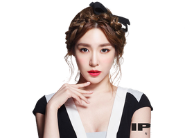 [RENDER] Tiffany (SNSD) by KwonLee