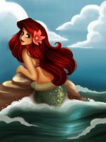 The Little Mermaid by Sugargrl14