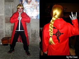 Edward Elric Commission by Anne-annie-annet
