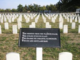 Mound City National Cemetery 3 by lastchancelimited