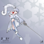 RWBY - Weiss Schnee 20171502 by Essynthesis