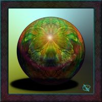 QH-20140714-Blue-Sphere-3D-v17 by quasihedron