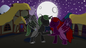 Their night alone. by thequeenalien