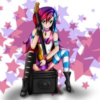 AT: Amii The Rock Star by Hero-of-Awesome