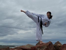 yop chagui Taekwondo Playa by NickyKirei