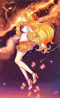 Sailor Scout Series: Sailor Venus by Silvercresent11