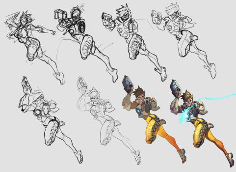 Tracer Process by billydallaspatton
