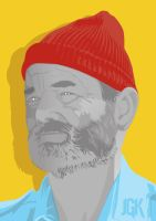 Bill Murray by VectorTank