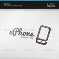 ePhone Logo by artnook
