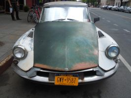 1961 Citroen DS III by Brooklyn47