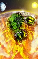 War Hulk by rapnex