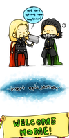 THORKI: Welcom Home by invaderk8