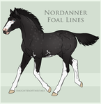 Nordanner Foal 7460 by RW-Nordanners