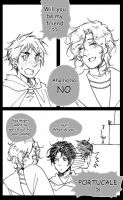 Growing Pains, Medieval Way by hime1999