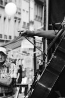 Buskers - Fatima Dunn I by Picture-Bandit