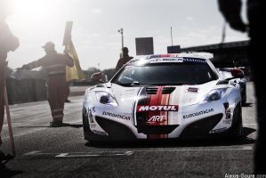 McLaren MP4-12C GT3 by alexisgoure
