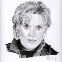 Samantha Carter by Jeanne-Lui