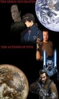 The Actions of Five by FacepalmPunch