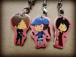 Resident Evil Original Artwork Charms for sale by MaddieLea