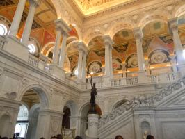Library of Congress2 by EvelynnJay